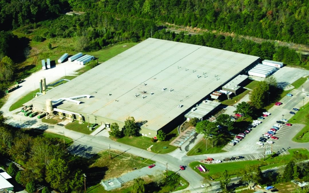Formall purchases 200,000 square foot facility in Clinton, Tennessee.